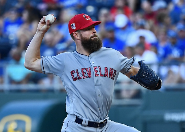 Phillies trade rumors: Team showing interest in Corey Kluber