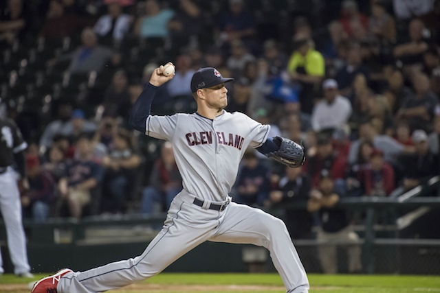 Padres, Indians discussing Corey Kluber trade