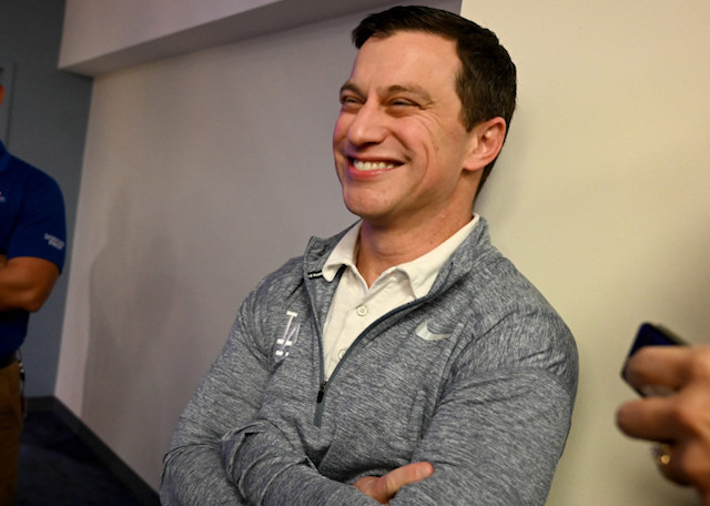 Andrew Friedman, Dodgers