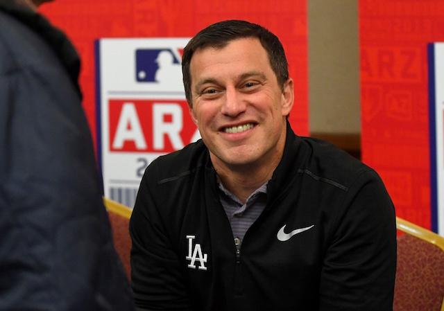 Andrew Friedman, Dodgers