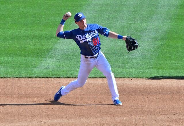 Gavin Lux, Dodgers