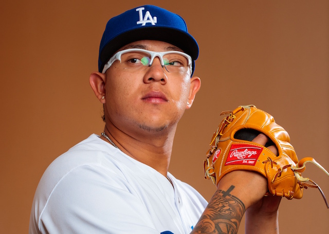Dodgers Hoping To Save Julio Urias For Later In Season ...