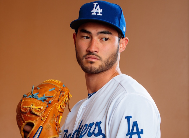 Los Angeles Dodgers pitching prospect Mitchell White