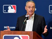 Rob Manfred, MLB, Dodgers