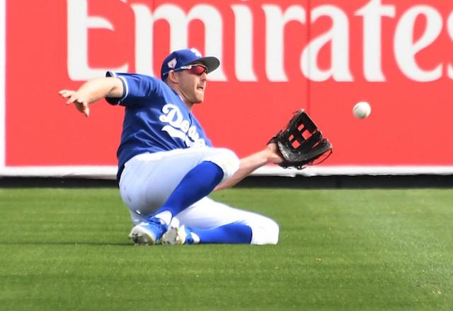 Brad Miller, Dodgers