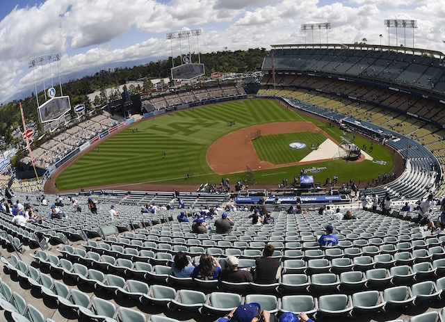 Los Angeles Dodgers 2020 Regular Season Schedule