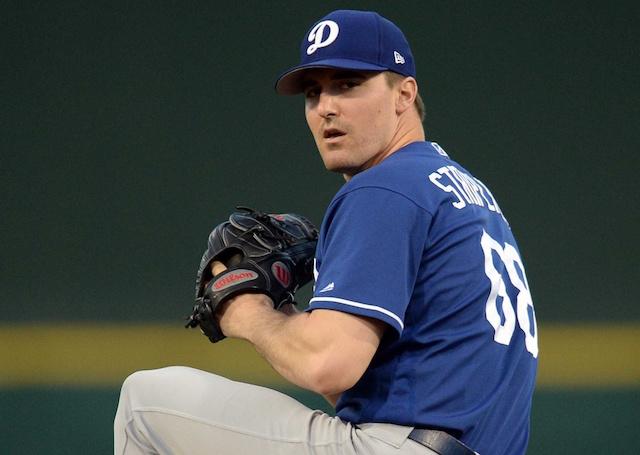 Ross Stripling, Dodgers