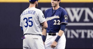 Cody Bellinger, Christian Yelich, Dodgers