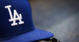Dodgers cap