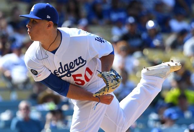 Los Angeles Dodgers relief pitcher Jaime Schultz
