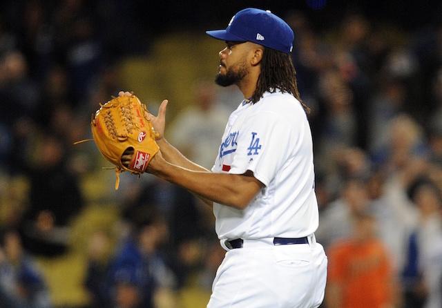 Kenley Jansen, Dodgers
