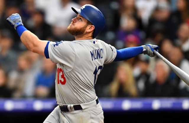 Max Muncy, Dodgers
