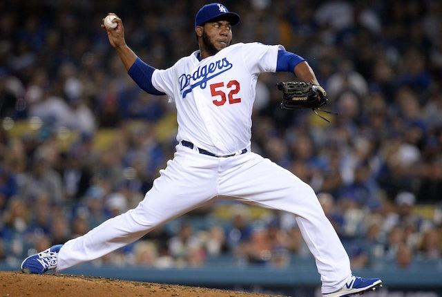 Pedro Baez, Dodgers