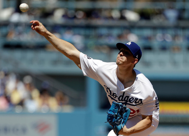 Sunday's Major League roundup: Dodgers deny Yelich, Brewers