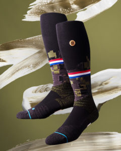 2019 Armed Forces Day Stance Socks