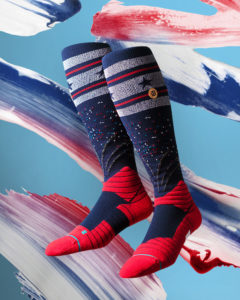 2019 Fourth of July Stance socks