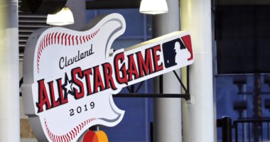 2019 MLB All-Star Game logo