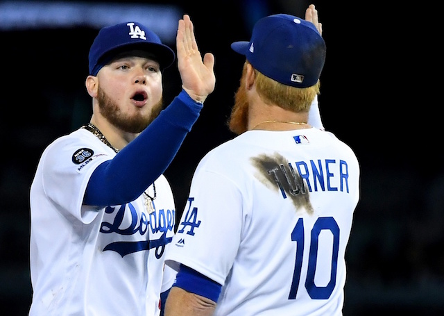 Clayton Kershaw, Justin Turner Value Infectious Energy