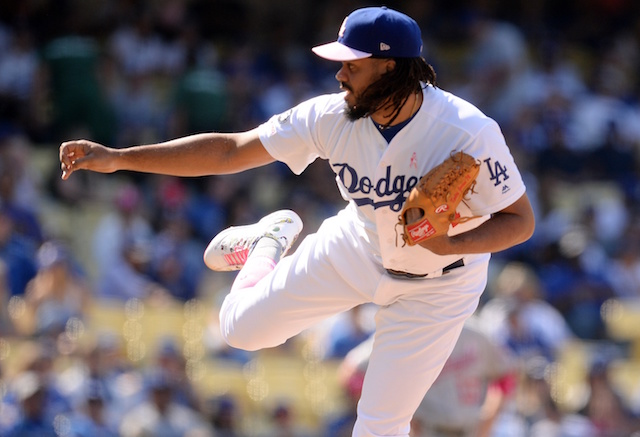d65b70eb8e4 Dodgers News  Kenley Jansen Adjusts Throwing Plan To Stay Sharp In Event Of  Long Layoff Between Relief Appearances