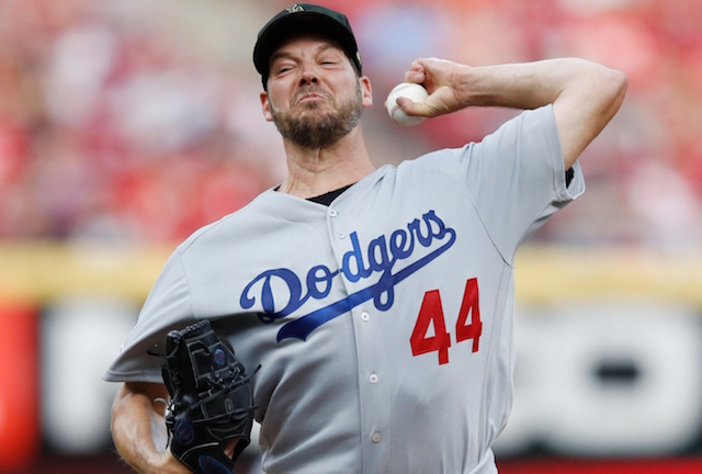 Twins sign starters Rich Hill, Homer Bailey to one-year deals