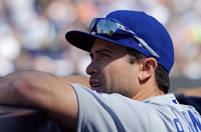 Travis d'Arnaud, Dodgers