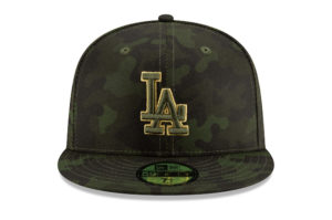 Dodgers 2019 Armed Forces cap