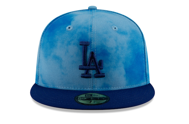 Dodgers 2019 Father's Day cap