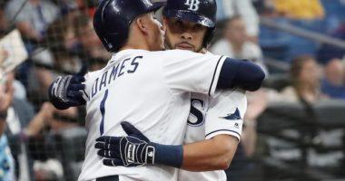 Recap: Rays Break Through In Late Innings To Earn Series Split Against Dodgers