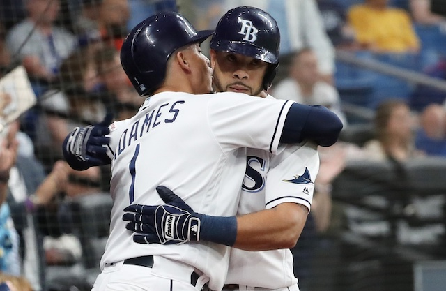 Recap: Rays Break Through In Late Innings To Earn Series Split Against Dodgers