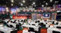 General view of the 2019 MLB Draft