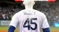 Matt Beaty, Dodgers walk-off win
