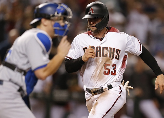 best sneakers 1b855 e96bc Recap: Diamondbacks Rally Against Dylan Floro To Snap Dodges ...