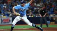 Tampa Bay Rays relief pitcher Adam Kolarek traded to the Los Angeles Dodgers