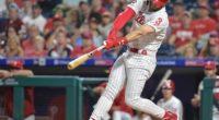 Philadelphia Phillies outfielder Bryce Harper
