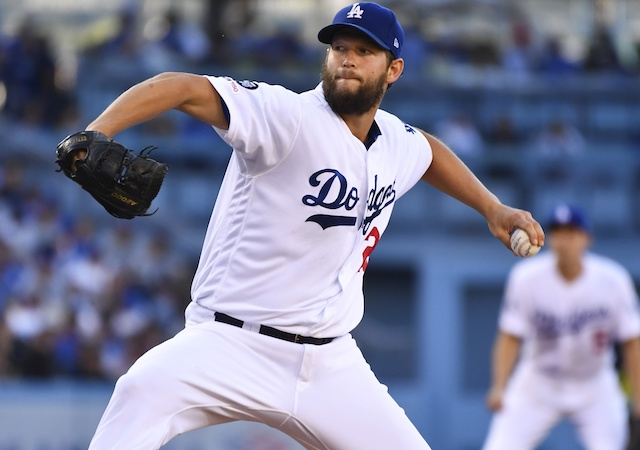 4fb97f2c7 Preview: Clayton Kershaw Starts As Dodgers Return To Dodger Stadium ...