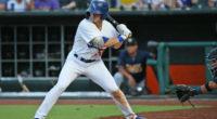 Los Angeles Dodgers prospect Gavin Lux