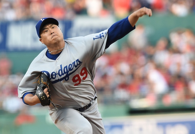 Blue Jays reportedly reach agreement with Hyun-Jin Ryu