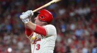 St. Louis Cardinals infielder Jedd Gyorko