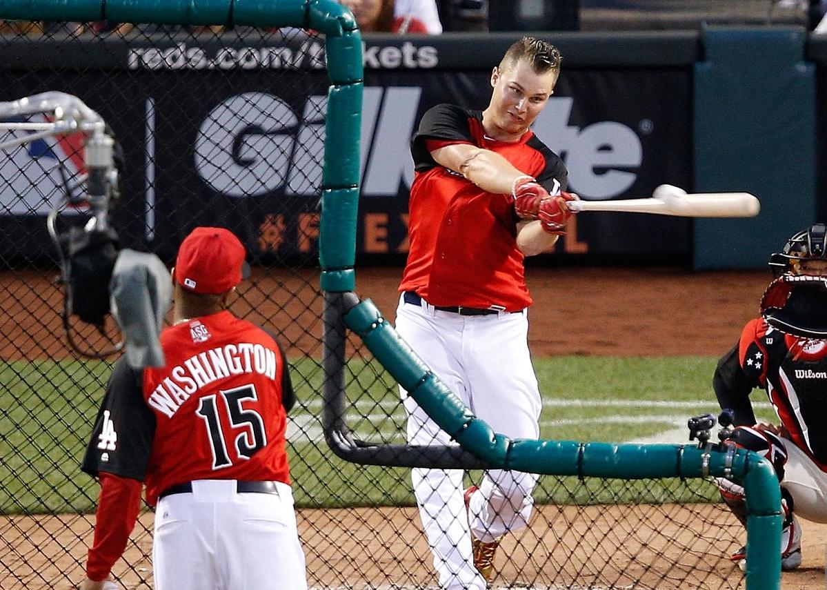 Alex Bregman, Joc Pederson join All-Star Home Run Derby