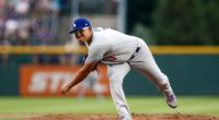 Los Angeles Dodgers pitcher Julio Urias in a start against the Colorado Rockies
