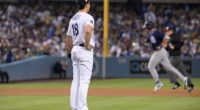 Dodgers News: Kenta Maeda 'Misplaced' 2 Home Run Pitches In Loss To Padres