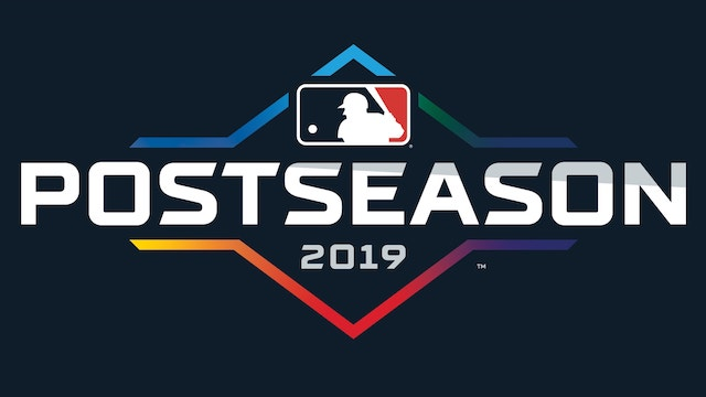 2019 MLB postseason schedule