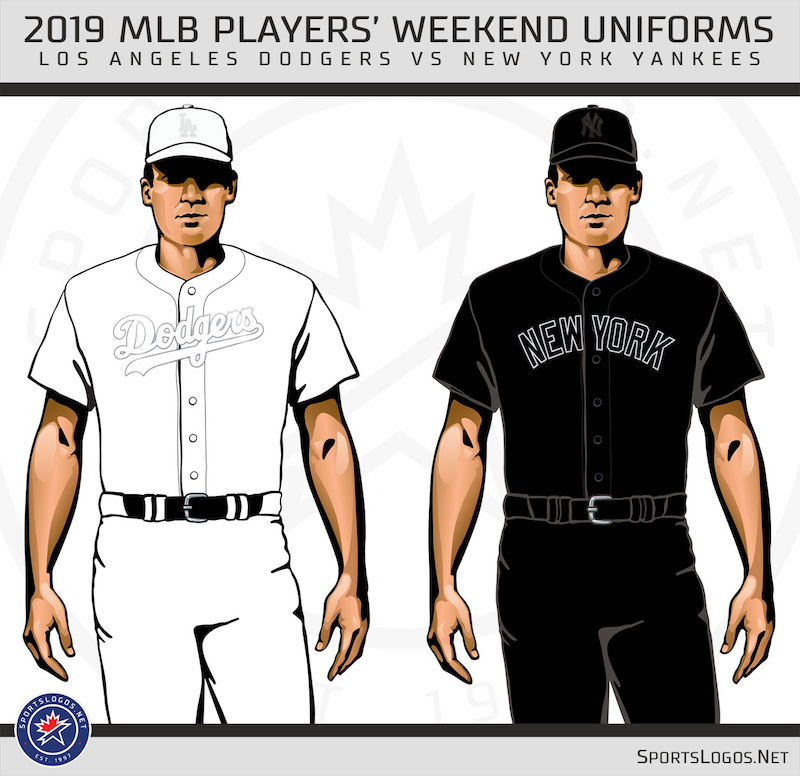 size 40 6106c bb69f 2019 Players Weekend Jerseys & Caps Changes Design From ...