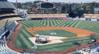 Los Angeles Dodgers announced plans to extend the protective netting at Dodger Stadium down both baselines