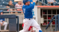 Los Angeles Dodgers infielder Jedd Gyorko on Minor League assignment with Double-A Tulsa Drillers
