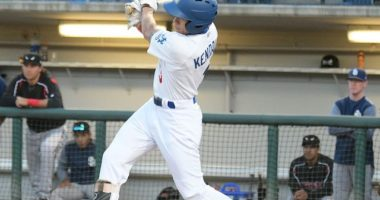 Jeren Kendall among seven Los Angeles Dodgers prospects named to the 2019 Arizona Fall League