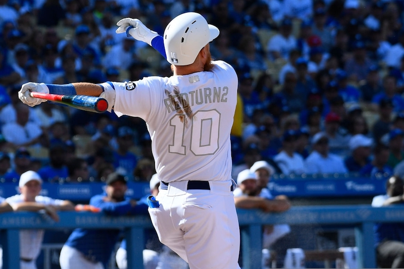 reputable site 7def9 bd5e3 Dodgers News: Justin Turner '100 Percent' Values Home-Field ...