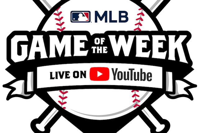 How to stream the MLB Game of the Week on YouTube