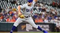Los Angeles Dodgers relief pitcher Adam Kolarek