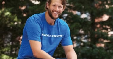 Los Angeles Dodgers pitcher Clayton Kershaw and Skechers announced a multi-year endorsement deal.